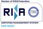 rina iso 9001 certified management system
