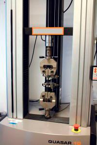 laboratorio prove interno alfa solare